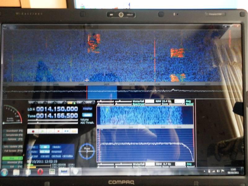 Derek M0XDC Builds the Radio Kits Hunter Panadapter SDR Kit