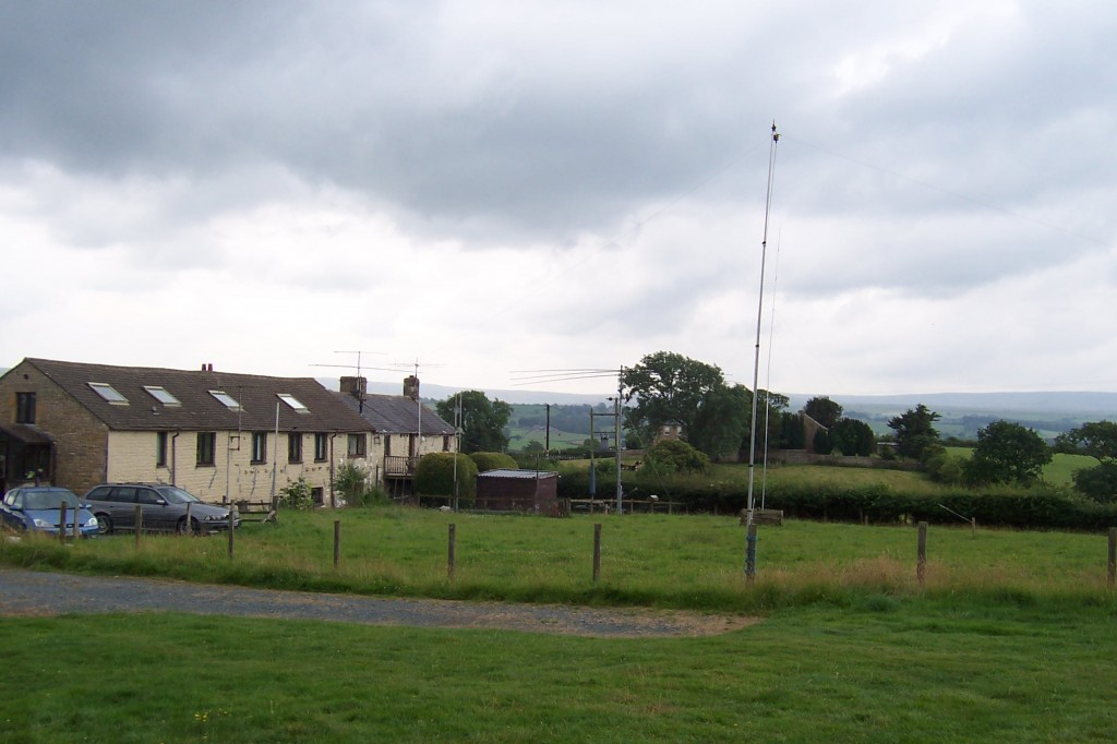 The G1JYB aerial farm
