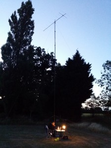 mast view